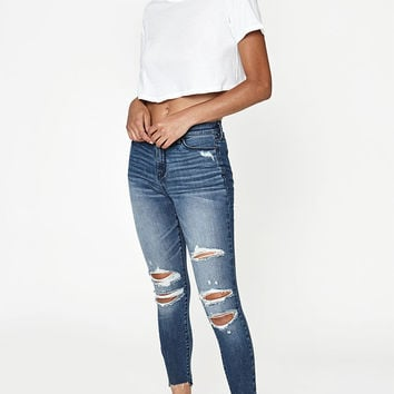 PacSun High Rise Virgil Ankle Jeggings at PacSun.com