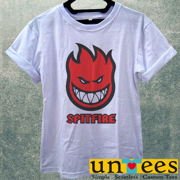 Low Price Women's Adult T-Shirt - Spitfire Logo design