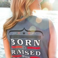 Born & Raised Tank