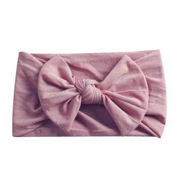 Rose Nylon Knot Bow