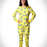 SpongeBob Footie Pajamas