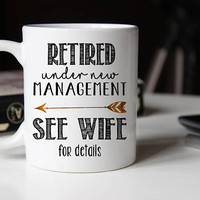 Husband retirement mug, Retirement gift for Husband, Retirement Gifts for Men, Retirement mug, Retirement Coffee Mug, Retirement gift ideas