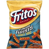 Fritos® Flavor Twists® Honey BBQ Corn Snacks 9.25 oz. Bag - Walmart.com