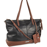 Handbags | Totes | Leather Setauket Tote | Lord and Taylor