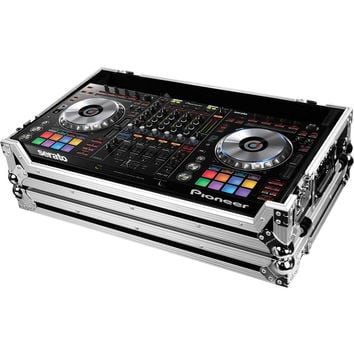 Case-to-Hold 1 x Pioneer DDJ SZ SERATO DJ USB Music Controller w/Low-Profile Wheels for easy transport