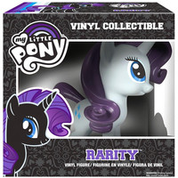 Rarity My Little Pony Series 2 Vinyl Collectible Figure