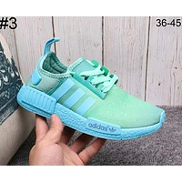 Adidas NMD lightweight fashion sports casual shoes F-A36H-MY #3