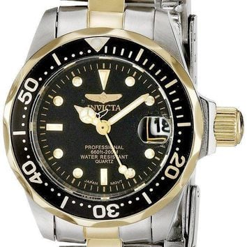 Invicta Pro Diver Quartz Two Tone 8941 Women's Watch