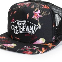 Vans Classic Patch Death Bloom Trucker Hat