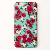 Multicolor Floral flower iPhone 6 Plus case