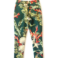 Tapered Reef Trouser by nikki chasin for Of a Kind