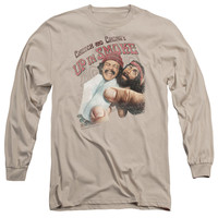 Cheech & Chong: Up in Smoke Rolled Up Sand Long-Sleeve T-Shirt