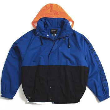 Competition Jacket Black / Blue