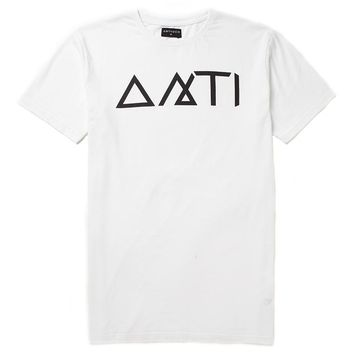 Antioch Symbol Long Line T Shirt