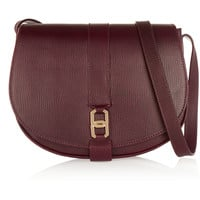 Vanessa Seward - Angèle textured-leather shoulder bag