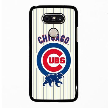 CHICAGO CUBS LOGO LG G5 Case Cover
