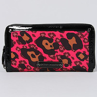 Betsey Johnson  The Cheetah Boom Boom Zip Around Wallet : Karmaloop.com - Global Concrete Culture