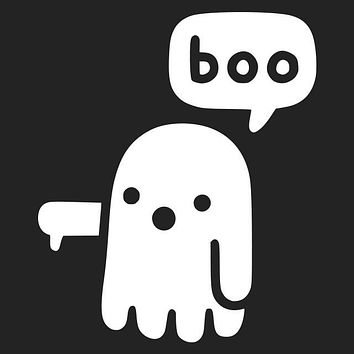 Ghost Says Boo T-Shirt