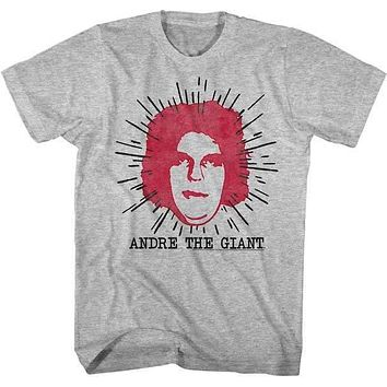 Andre The Giant Le Geant Mens T-Shirt