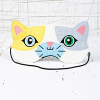 Cat Eye Mask at Urban Outfitters