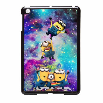 Despicable Me Minions In Galaxy iPad Mini Case