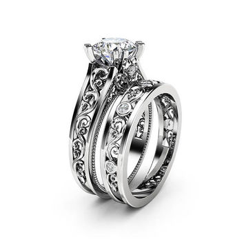 Special Reserved - Semi Mount Bridal Ring Set
