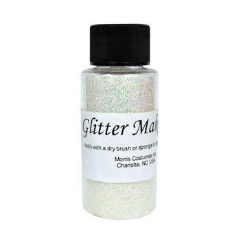 Hair or Skin Coloring Glitter Morris Opalescent 0.875 Oz
