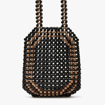 Lemaire / Wood Beads Bag