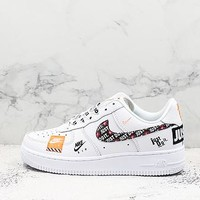 Nike Air Force 1 Low Just Do It Sneakers - Best Deal Online