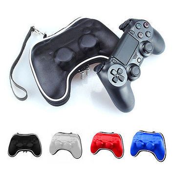 Travel Carry Pouch Case Wrist Bag For Sony PS4 Playstation 4 Controller Gamepad0