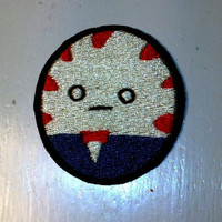 Iron on Adventure Time Peppermint Butler by ThatsWhatINeeded