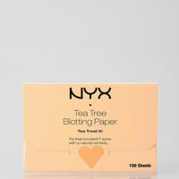 Urban Outfitters - NYX Tea Tree Blotting Paper