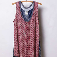 Anthropologie - Kercheif Tank
