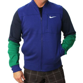 Nike Men's Varsity Full Zip Fleece Jacket