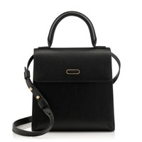 Mini Bogart in Black - Shoulder Bags | Charlotte Olympia