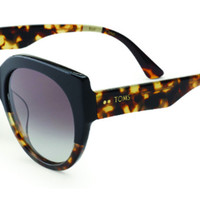 Luisa Sunglasses Whiskey Tortoise