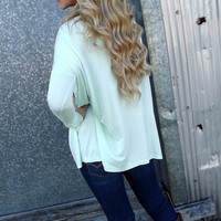Mint Green Piko   The Rage