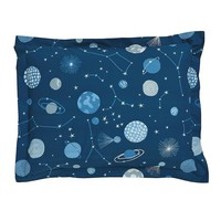 Galaxy Adventure Percale Sham