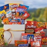 Snack Attack Care Package