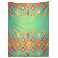 Monika Strigel Navajo Sunshine Tapestry