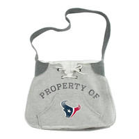 Houston Texans NFL Hoodie Sling Bag