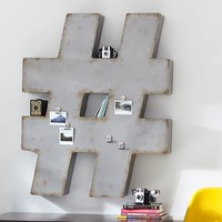 # Industrial Wall Decor