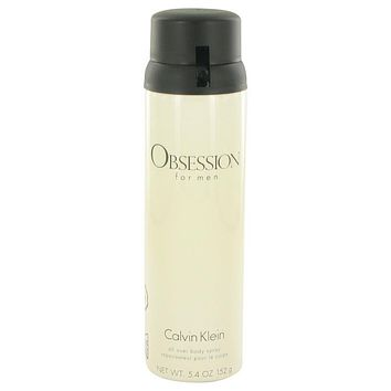 Obsession Body Spray By Calvin Klein For Men