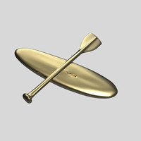 Surfboard pendant Keychain 14K gold Charm Gift
