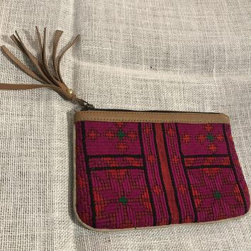 Bohemian Indian Clutch Bag