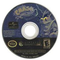 Crash Bandicoot: The Wrath of Crotex for the Gamecube (Disc Only!)