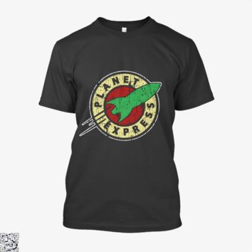 Planet Express 2, The Simpsons Shirt