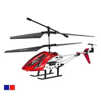 The Repeller 3.5-Channel RC Metalic Frame Helicopter with Gyro & Twin Rotors