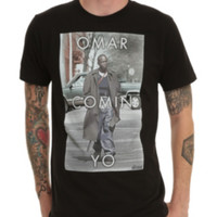The Wire Omar Coming Yo T-Shirt