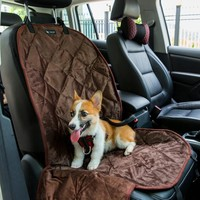 Freinda Waterproof Car One Seat Cover for Pet Dog